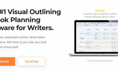 Plottr for Authors Review