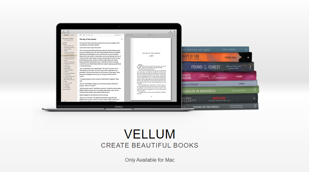 Vellum Review 2021: The Best Editor Tool for MacOS?